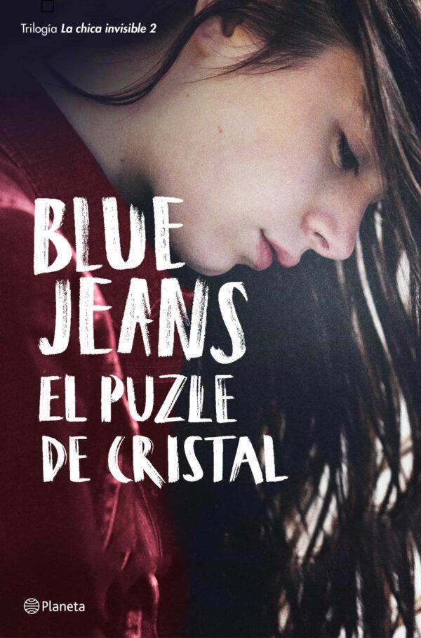 blue jeans puzzle de cristal