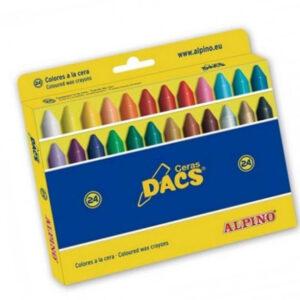 ceras DACS 24 ud , envio material papeleria valencia