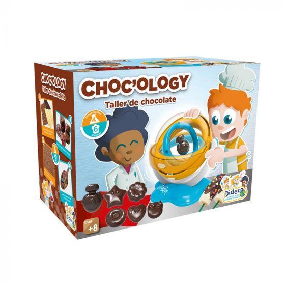 chocology taller de chocolate