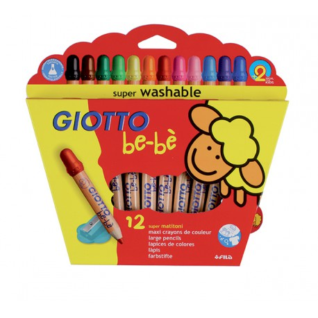 lapices giotto bebe