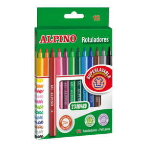 rotulador alpino 12