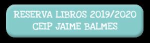 LIBROS CEIP JAIME BALMES