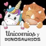 unicornios y dinosaurios