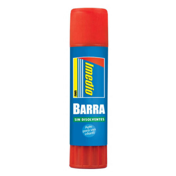 Barra pegamento imedio 21gr, envio material papeleria valencia