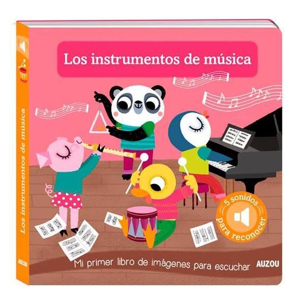 los instrumentos de musica