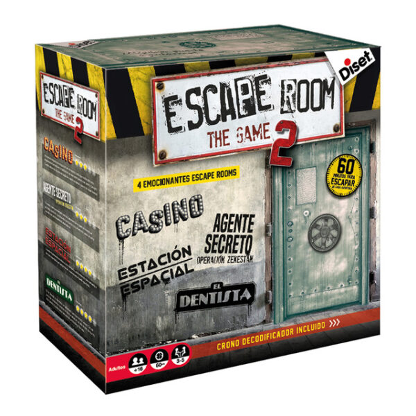 scape room the game