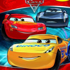 libro aventuras cars