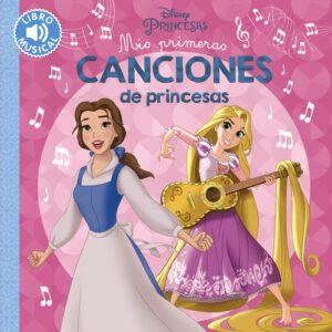 mis primeras canciones disney princesas