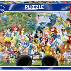 puzzle disney 1000